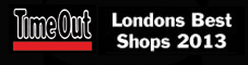 TimeOut - London's Best Shops 2013
