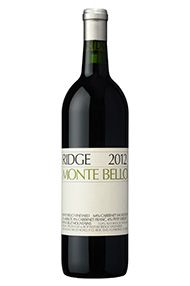 2012 Ridge Monte Bello, Ridge Vineyards