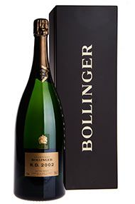 2002 Champagne Bollinger, R.D., Extra Brut (Wooden Gift Box)