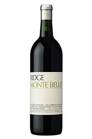 2008 Ridge Monte Bello, Santa Cruz Mountains