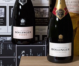 Latest Offers - 25% off Bollinger Champagne